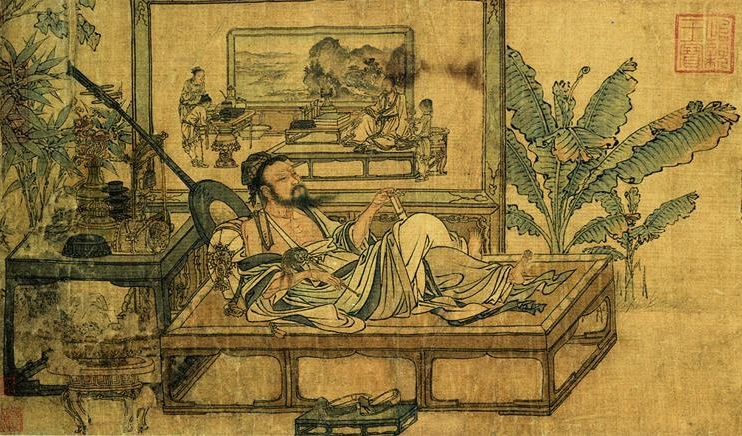 Jonathan Chaves' New Article on Sleeplessness in Asian Poetry
